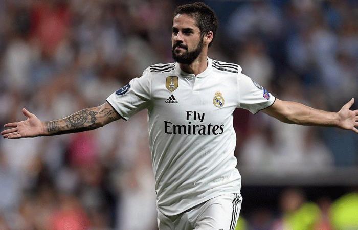 كبار أوروبا يرصدون نجم ريال مدريد