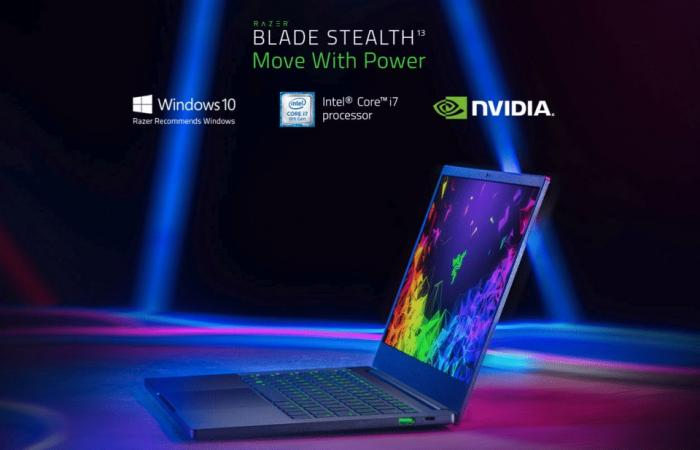 شركة Razer تطلق نسخة جديدة من حاسب Blade Stealth