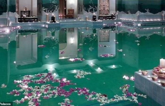 شاهدوا أين تقضي جميلة 'بوليوود' شهر عسلها.. الليلة بـ16500 دولار! (صور)