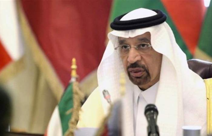 الفالح: السعودية غير واثقة من التوصل لإتفاق حول خفض إنتاج النفط
