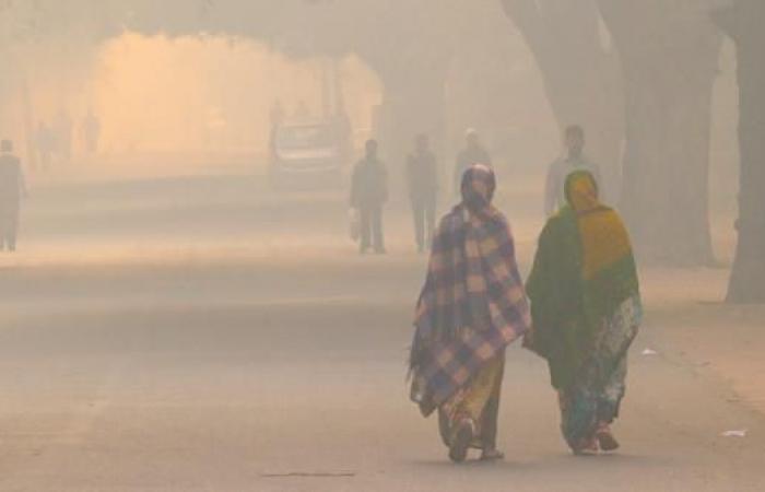 تلوث الهواء يقتل 1.24 مليون هندي عام 2017