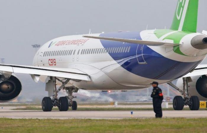 شركة أفولون الصينية لتأجير الطائرات تؤكد طلب شراء 100 إيرباص