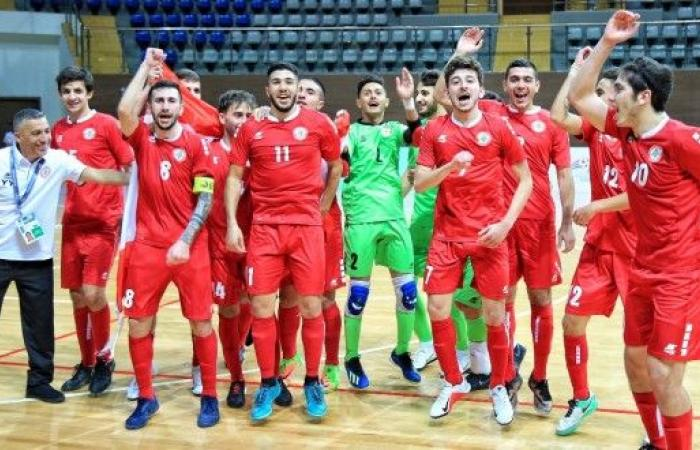 فوز شباب لبنان في الصالات على الكويت 72 في تصفيات غرب آسيا