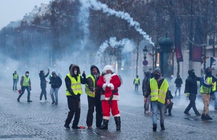 """شرطة البرتغال تستعد لتظاهرات مستلهمة من """"السترات الصفراء"""" في فرنسا"""