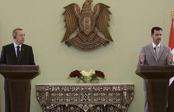"""سوريا   وزير خارجية تركيا يعلق على تصريحاته الأخيرة حول """" فوز الأسد بالانتخابات و العمل معه """""""