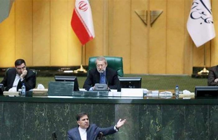 لاريجاني يدقّ ناقوس الخطر: لتكييف ميزانية ايران مع الحظر.. والا لن ننجح!