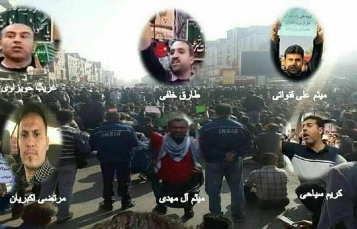 إيران | إيران.. الأمن يهاجم احتجاجات الأحواز ويعتقل 28 عاملاً
