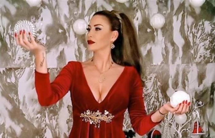 لمناسبة الميلاد.. كريستينا صوايا تطلق 'بهالليلة المباركة'