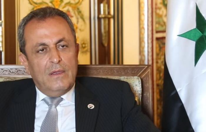 """سوريا   القائم بأعمال سفير بشار الأسد في الأردن : نصالح """" المجرمين """" الراغبين بالعودة إلى سوريا"""
