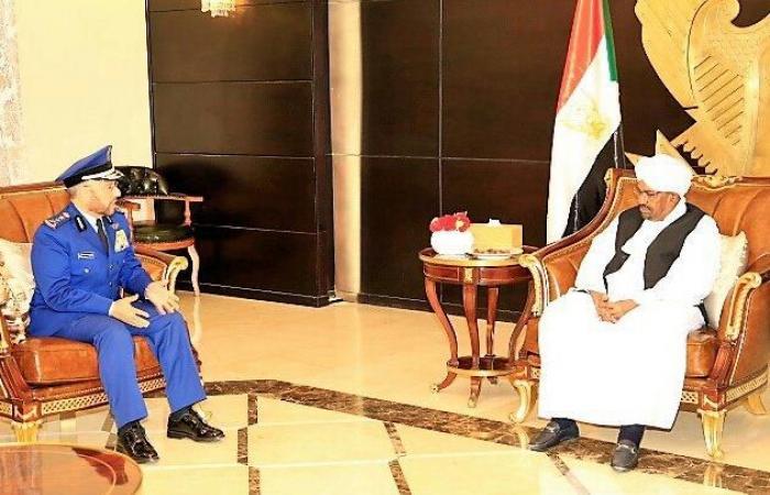 الخليح   مباحثات عسكرية مشتركة بين الجانبين السعودي والسوداني