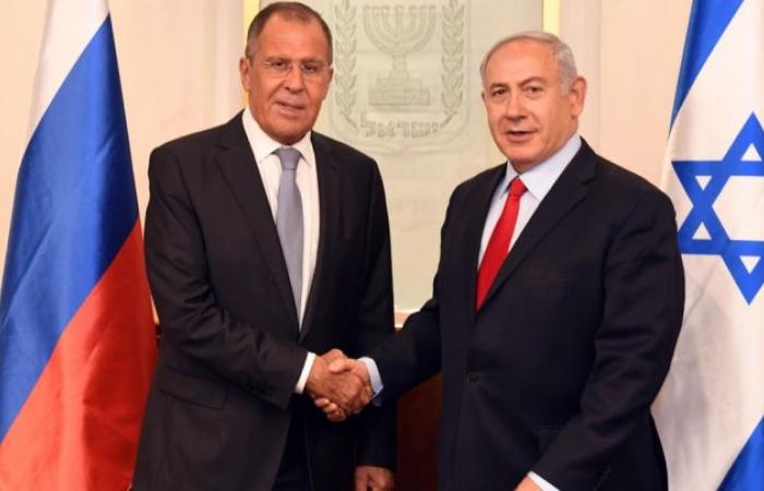 سوريا   لافروف : نتوقع أن يستمر التعاون مع إسرائيل في سوريا على النحو الذي لن يعرض حياة الجيش الروسي للخطر