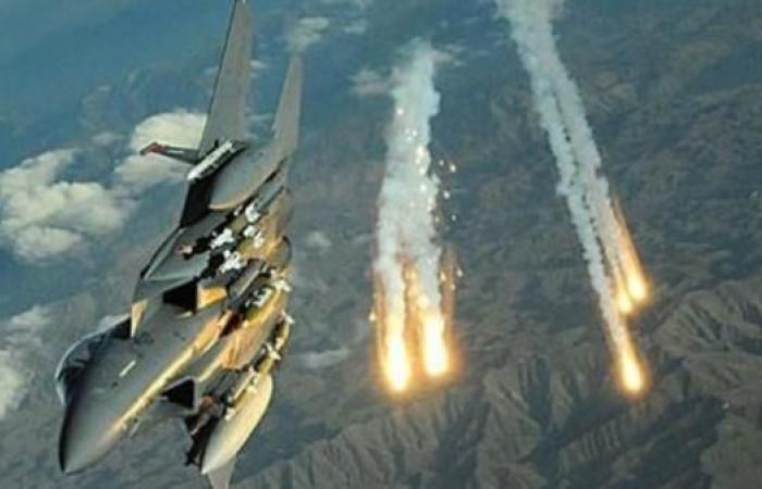 اليمن   اليمن.. غارة للتحالف في حجة ومقتل قيادات حوثية