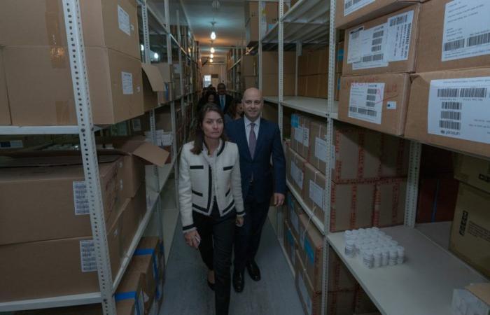 173 مليون يورو من أوروبا دعماً للنظام الصحّي اللبناني
