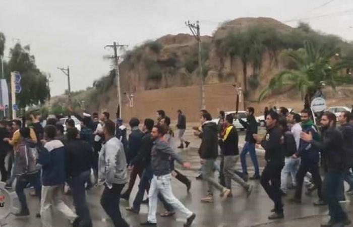 إيران   واشنطن عن اعتقالات الأهواز: يستحقون العيش بكرامة