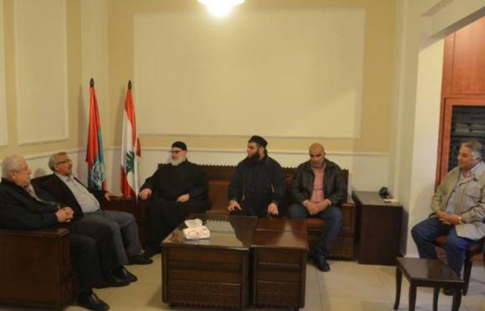 سعد: على القوى الوطنية أخذ دورها في السياسية لانقاذ البلد