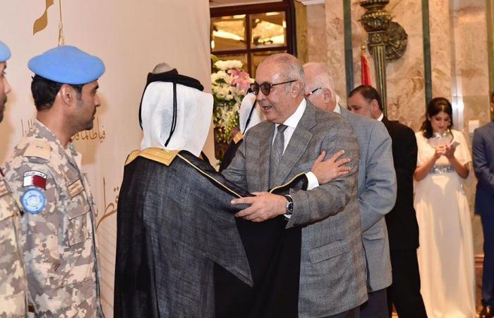 مخزومي: العلاقات اللبنانية – القطرية تمتاز بكثير من المودة
