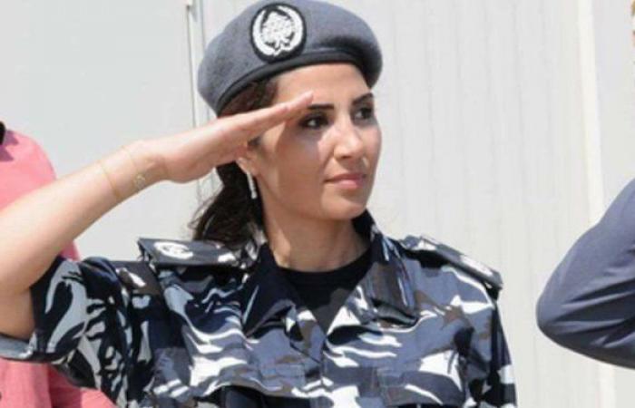 """طرد سوزان الحاج من """"قوى الأمن"""""""