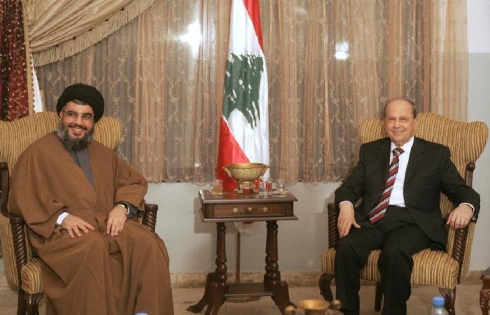 """""""حزب الله""""- عون: """"قَصقصَة جوانح""""!"""