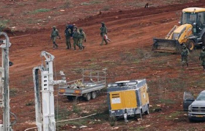 الجيش الإسرائيلي فجّر عبّارة المياه المكتشفة مقابل رامية