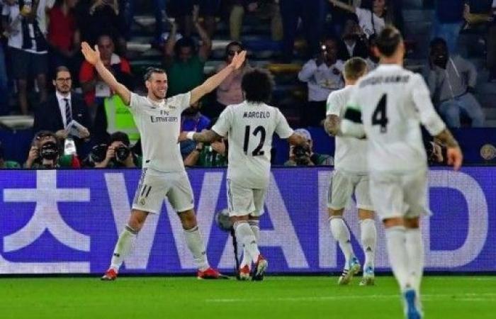 بايل يقود ريال مدريد لمواجهة العين في نهائي مونديال الأندية