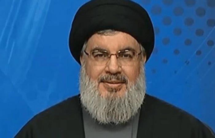 نصرالله عرض ووفد من حركة الجهاد الإسلامي الأوضاع في غزة