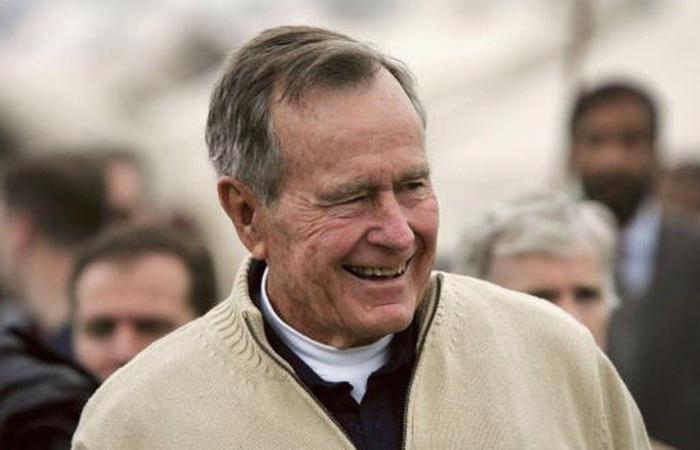 جورج بوش الأب تكفل بطفل فلبيني سرا طيلة عشر سنوات