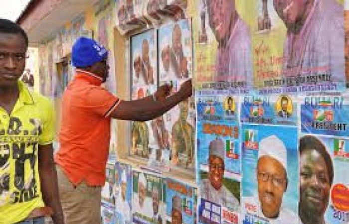 فريق مراقبين أميركيين في نيجيريا سعيًا وراء انتخابات ذات مصداقية