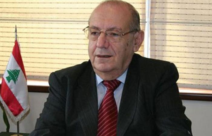 أبي نصر يعلن ترشيحه لرئاسة الرابطة المارونية
