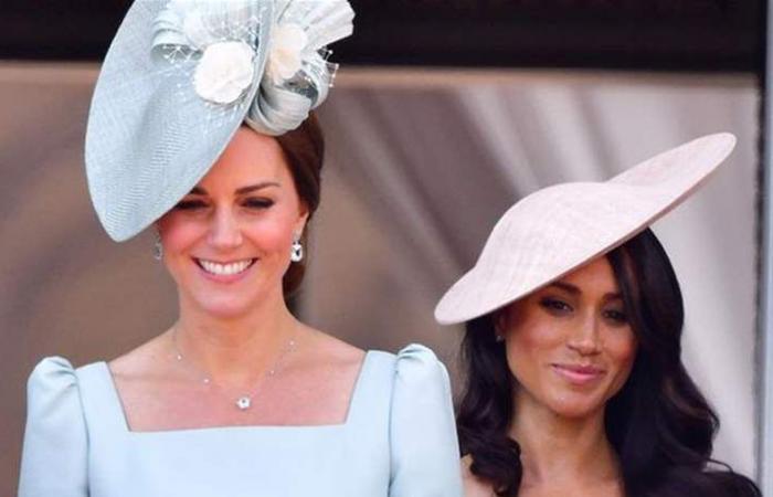 العلاقة بين نجمتي العائلة المالكة متوترة: ميغان أبكت كيت.. وهاري صرخ: ما تريده يجب أن يتم