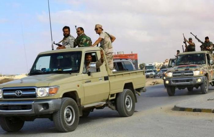 ليبيا تسلم مصر أطفالا فقدوا ذويهم المقاتلين مع إرهابيين