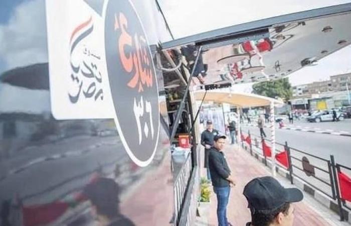 مصر   قصة شارع مصري يجمع كافة مشروعات الشباب