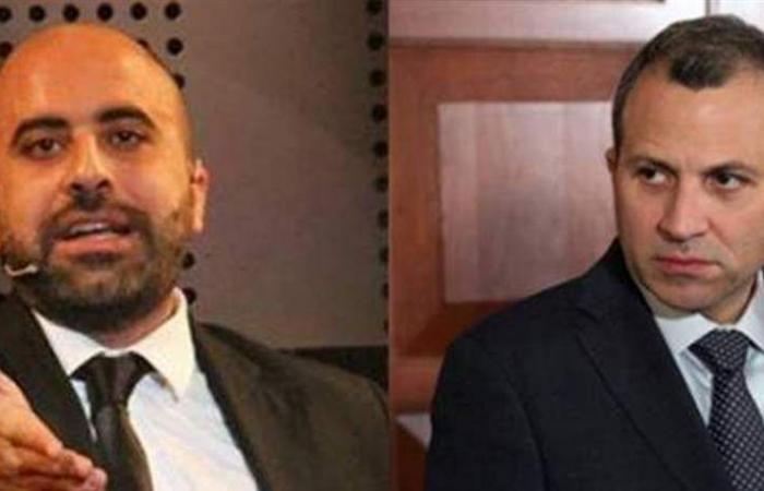 بالصورة.. بين جبران باسيل وهشام حداد: صلحة مباركة