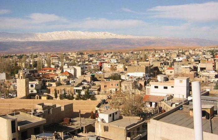 وقفة تضامنية في الهرمل استنكارا للاعتداء على المتوسطة الرسمية