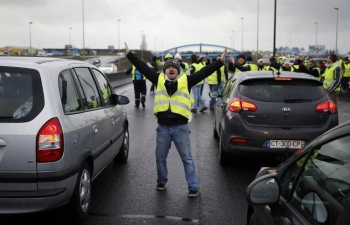 """تحرّك باهت ل""""السترات الصفراء"""" في السبت السادس للاحتجاجات"""
