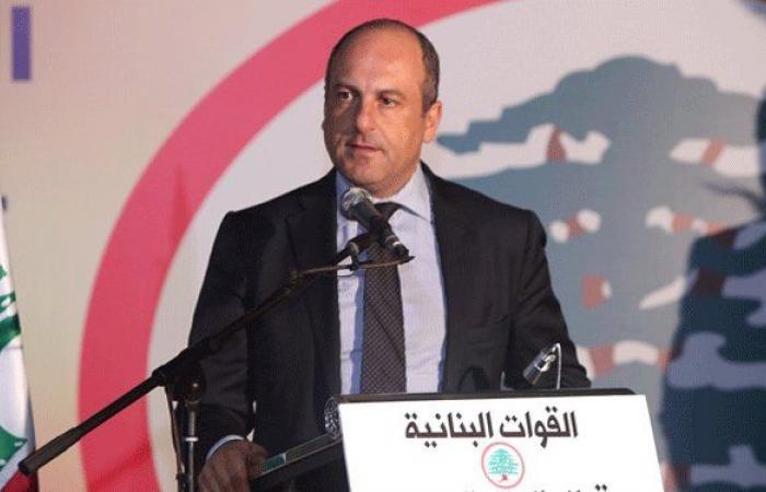بو عاصي: ميلادك جدد فينا الرجاء بغد لبنان