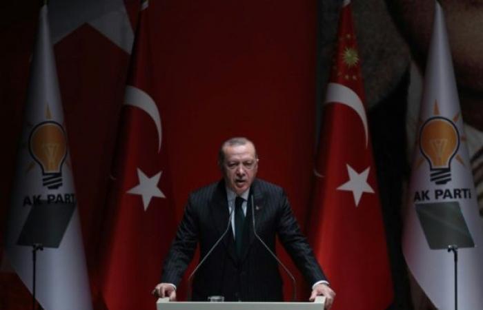 أردوغان يدعو ترمب لزيارة تركيا
