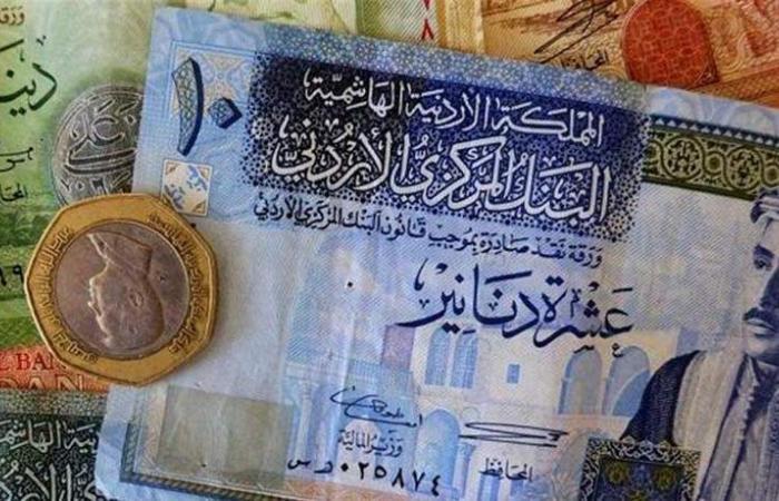 تراجع احتياطي العملات الأجنبية للأردن