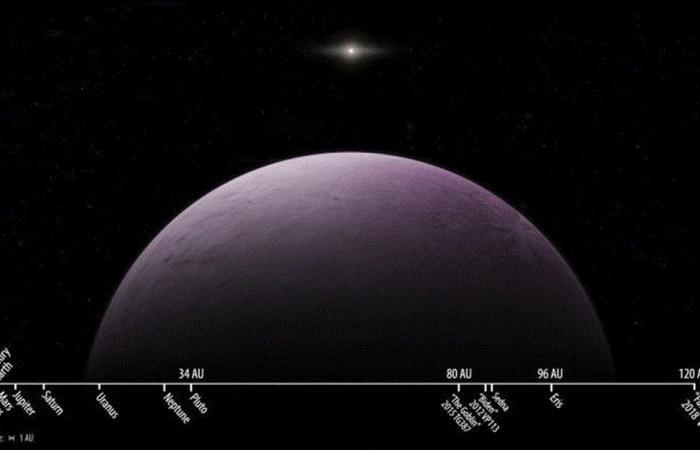 اكتشاف أبعد نقطة على الإطلاق في المجموعة الشمسية