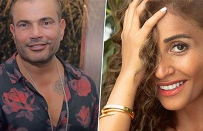 بعد الشائعات.. هل انفصل عمرو دياب عن حبيبته من 'برج الحوت'؟ (فيديو)