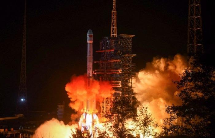واشنطن: الصين منافسنا الأول على سيادة الفضاء