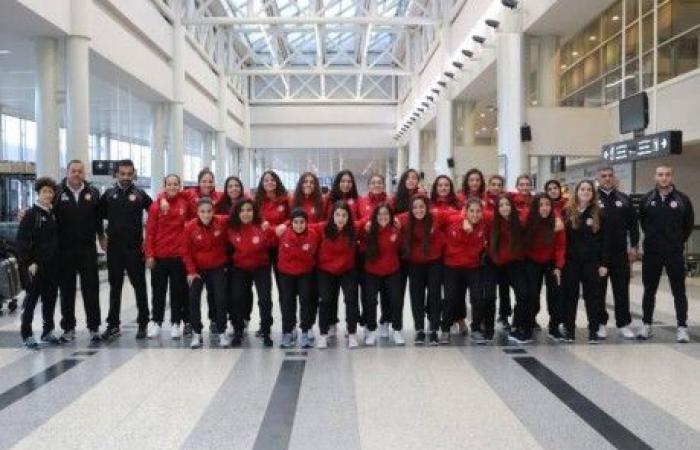 سيدات لبنان إلى البحرين