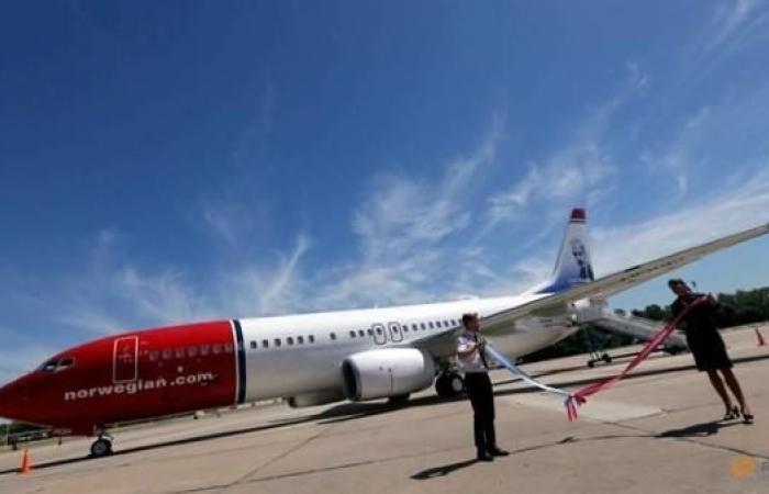 إيران   طائرة نرويجية عالقة في إيران.. والسبب العقوبات