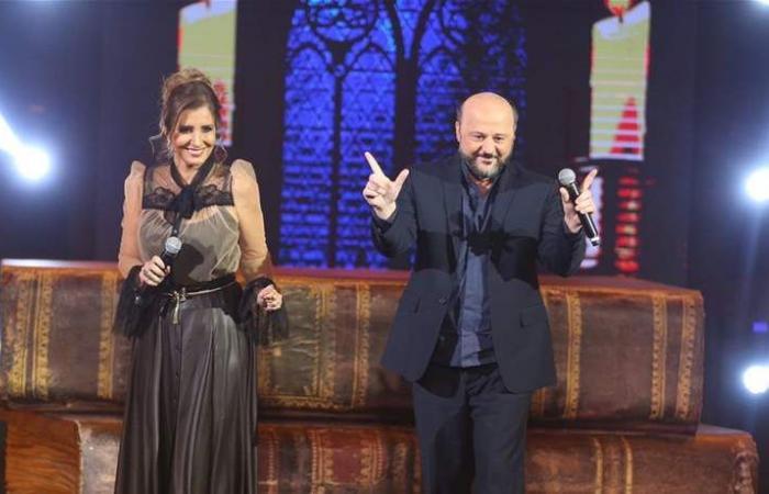 الرياشي وفيرا يغنيان معاً 'بلغي كل مواعيدي' (فيديو)