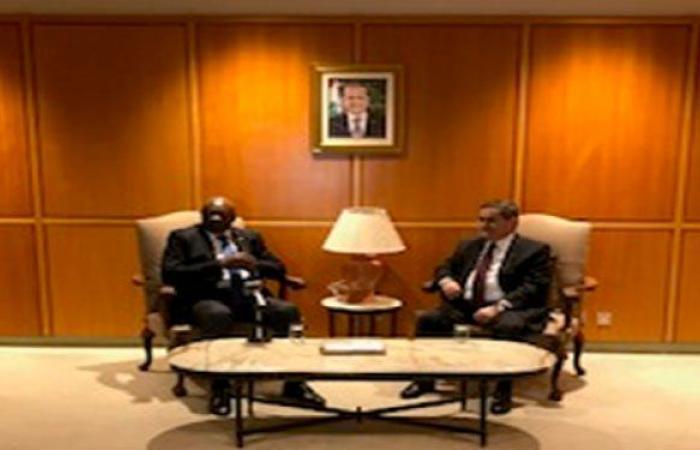 رئيس برلمان غينيا بيساو وصل إلى بيروت
