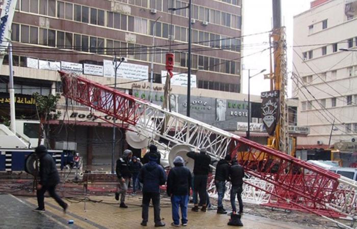 بلدية صيدا تستنفر لمواجهة العاصفة