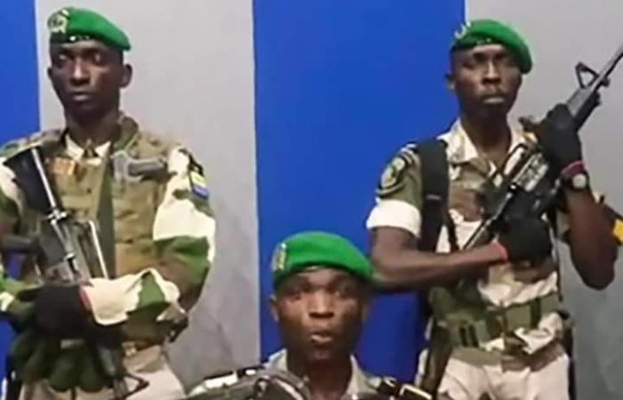 سلطات الغابون تفشل انقلابا عسكريا
