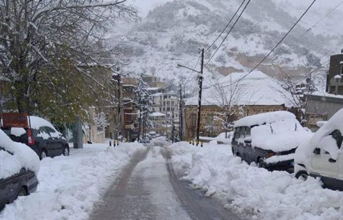 لبنان سيبقى تحث تأثير العاصفة لأكثر من 60 ساعة متتالية!