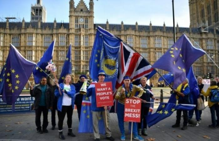 البرلمان البريطاني يستأنف جلساته قبيل التصويت على مسودة بريكست