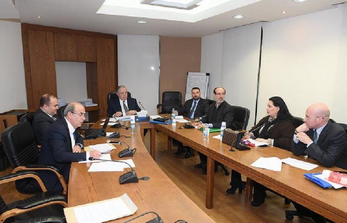 فرعية الإدارة تابعت درس مشروع تعديل أصول المحاكمات المدنية
