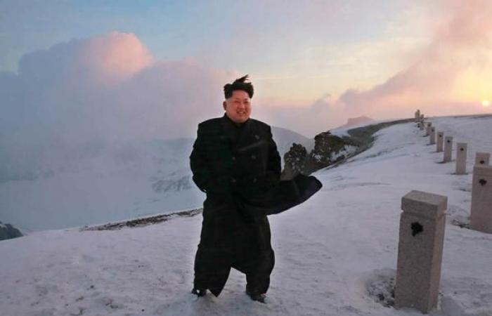 كيم جونغ أون يزور الصين